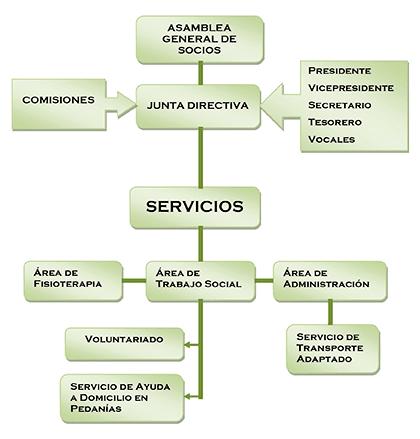 Estructura Organizativa de Amfiju